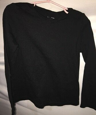 baby gap girls basic long sleeve layering t Shirt size 5