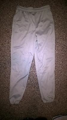 Grey Baseball Pants - Russell Athletic - Youth XXL