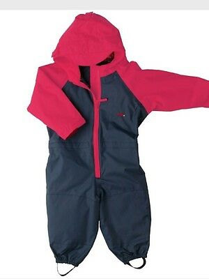 NEW Togs baby 12-18mths waterproof Puddle suit