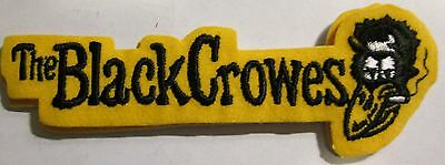 Black Crowes Collectable Rare Vintage Patch Embroided 90's Metal