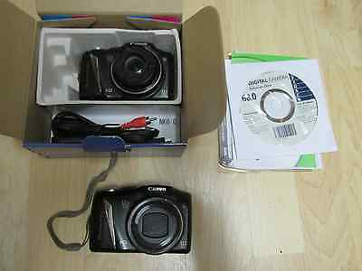 Canon Powershot Sx130 Is, 1 Works With Scuffed Lens, 2Nd Has Perfect Lens