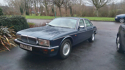 Extremely Rare Collectors Daimler Double Six Auto 1993 Classic English Car XJ12