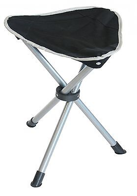 Folding Portable Seat Tripod Camping Chair  Lightweight Picnic Outdoor Stool