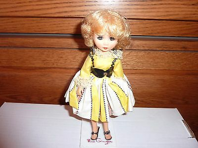Vintage Miss Ginger Doll with Stands