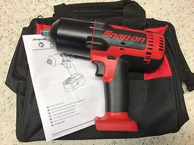 """Snap On•CT8850•1/2"""" 18 Volt Monster Impact Wrench•Tool Only•Year 2016•18V•New!"""