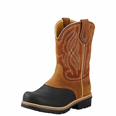 ARIAT - Women's Whirlwind WP Boots - Caramel Brown - ( 10018668 ) - New