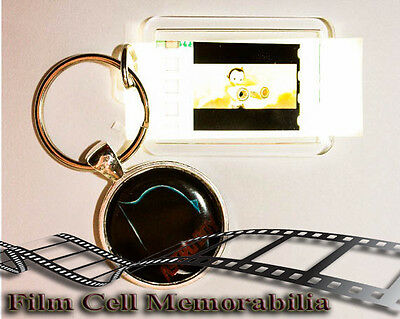 Astro Boy - 35mm Film Cell Movie KeyRing and Pendant Keyfob Gift