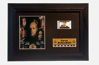 Fifth Element - 6x4 Framed movie film cell display, Nice Gift