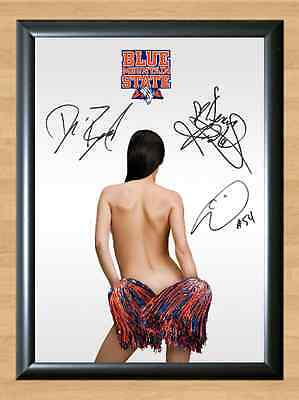 Blue Mountain State Darin Signed Autographed A4 Photo Print Poster Memorabilia