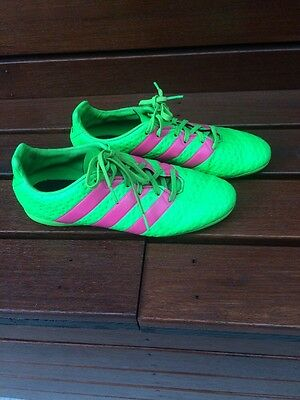 Adidas Kids Football Soccer Boots Size 6 US