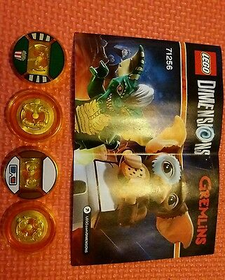 LEGO Dimensions 71256 Base Discs ONLY (uk bids only)