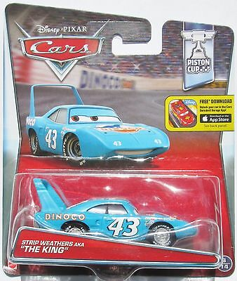 "++ Disney Pixar Cars - Strip Weathers AKA ""The King"" - Mattel"