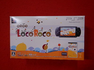 PSP (PSP-1000) Loco Roco Tokutoku Pack Console JP GAME.