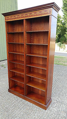 Tall Regency Design Bookcase