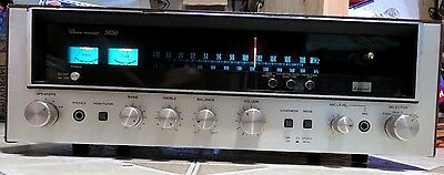 Vintage Sansui 5050 Stereo Receiver - Tested & Works Great