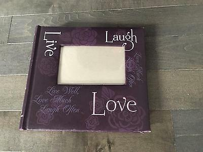 Purple Live, Laugh, Love photo album