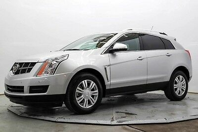 2015 Cadillac SRX AWD Luxury AWD 3.6L Nav Htd Seats Driver Awareness Pwr Sunroof Bose 12K Must See Save