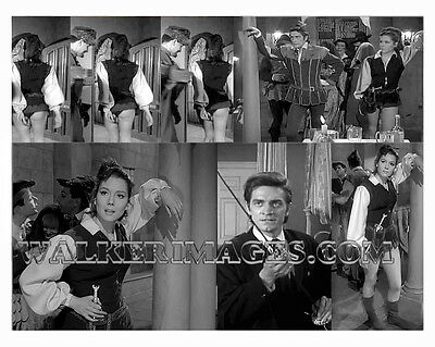160 The Avengers Mrs Emma Peel Diana Rigg Photo Print