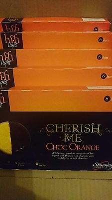 Slimming World Hi Fi Bars Chocolate  Orange* 5 Boxes(30 Bars) * In Date 2017*