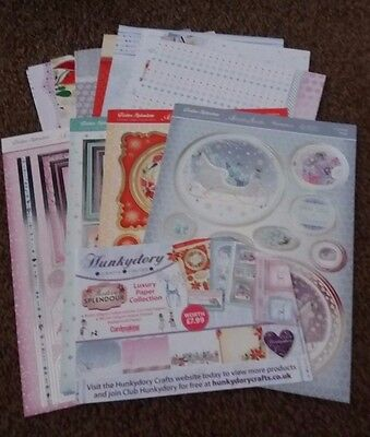 Hunkydory Festive Splendour Luxury Paper Collection