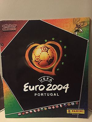 Panini Portugal Euro 2004 Stickers - Choose 4 from large list
