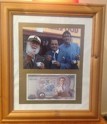 Framed Only Fools And Horses framed Photo