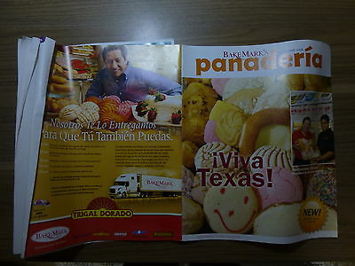Literature for Bakeries - BakeMark's Panaderia English & Spanish Sept 2008 51pgs