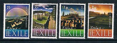Norfolk Is 2008 Isle of Exile SG 1039/42 MNH