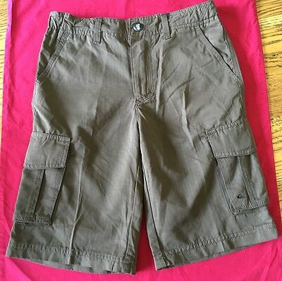 Quiksilver Shorts Size 7  - Brand New