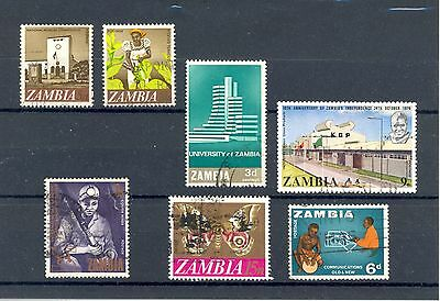 Zambia mixed selection, good used