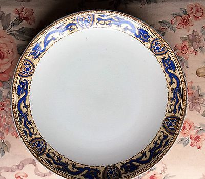 BOOTHS, china plate (4410 B)