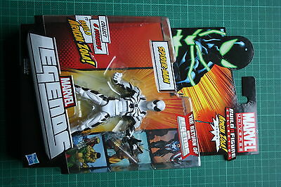 Marvel Legends Future Foundation Spider-Man Big Time Variant Mint Rare Exclusive
