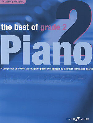 The Best of Grade 2 Piano Sheet Music Book