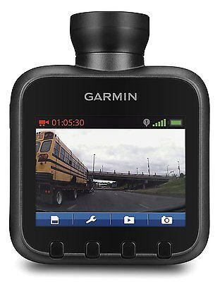 Garmin Dash Cam 20 HD 1080p Vehicle Driving Recorder with GPS Enabled