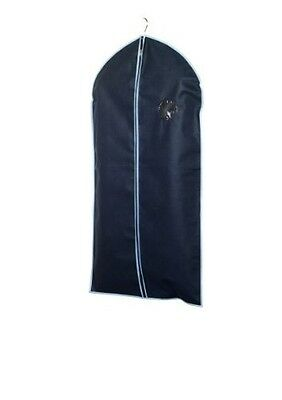 H & L Russel Suit Cover, Marine with Blue Trim