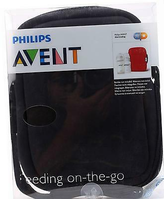 Philips AVENT SCD150/60 Double Insulation Layer Thermabag (Black)