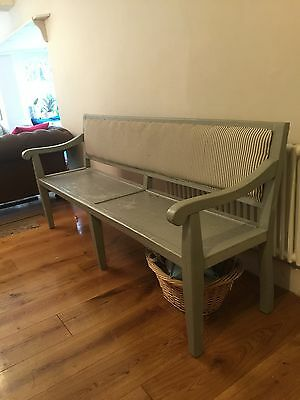 Lovely Vintage Long Bench For Hallway Kitchen