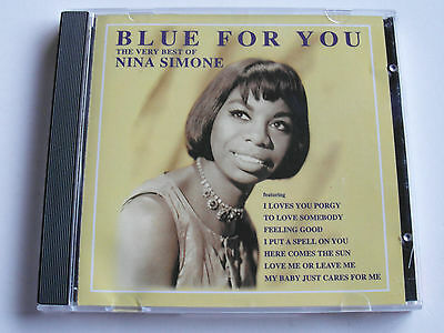 Nina Simone - Blue For You (CD Album) Used Good