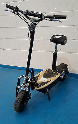Chaos Sport 48 Volt 1600W Electric Scooter Big Wheel Off Road Powerboard Ref 3K