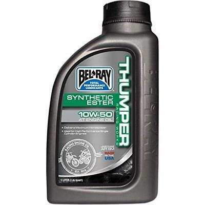Bel Ray High Performance EXP 4T Engine Oil 10w40 Synthetic Ester Blend 1L HTM