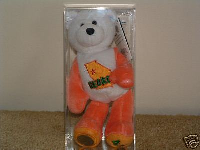 LIMITED TREASURES STATE COIN BEAR with Case  GEORGIA