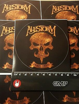 alestorm 10 stickers