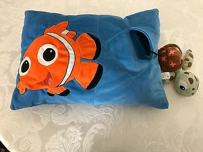 Finding Nemo cushion with Turtle