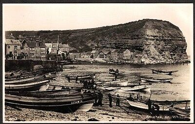 STAITHIES nr. WHITBY, NORTH YORKSHIRE, RP.