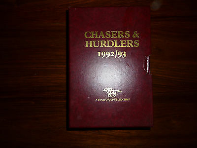 Timeform Chasers & Hurdlers 1992/93