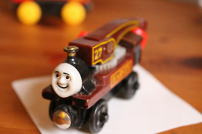 Harvey Engine - Brio Elc Thomas And Friends - For Wooden Train Sets