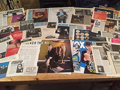 Pulp -(Jarvis Cocker) - Cuttings/ Clippings