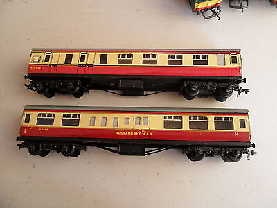 Hornby Dublo OO 4048 Restaurant Car 4006 Very Good Condition   All Sold As Seen