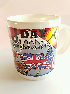 VJ Day 50th Anniversary Mug