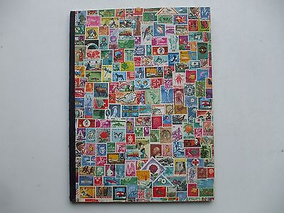 Stamp Album / Stockbook That Contains, 500 Stamps, Worldwide